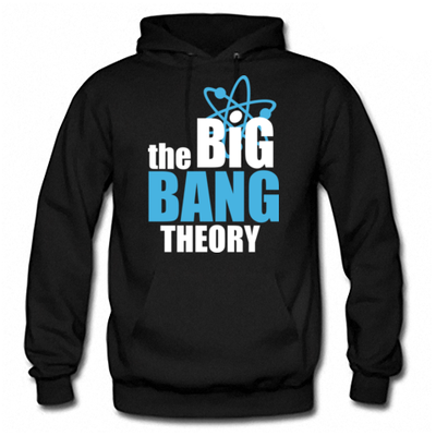 Толстовка Big Bang Theory